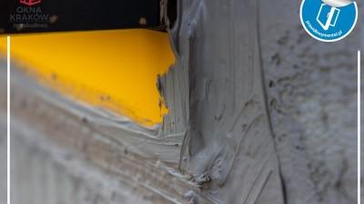 Realizacja montażu okien PVC w Zabierzowie woj. Małopolskie