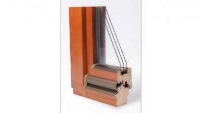 Ronkowski Energo Line okno drewniane