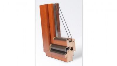 Ronkowski Soft Line okno drewniane