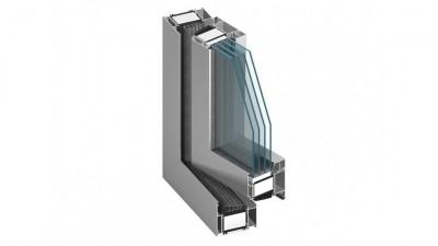 Sapor Aluprof MB-104 Passive okno aluminiowe