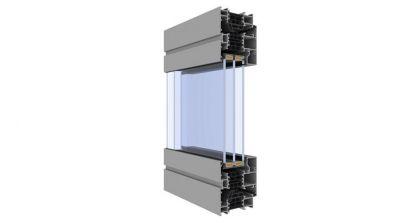 Słowińscy Superial okno aluminiowe