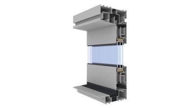 Słowińscy Ultraglide - aluminiowe tarasowe drzwi przesuwne HST