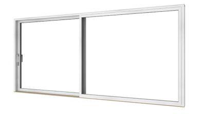 Sokółka Eco Line Alu HS drzwi przesuwne HST drewniano-aluminiowe idealne na taras