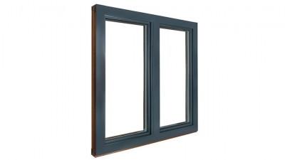 Sokółka Elite 92 Alu okna drewniano-aluminiowe