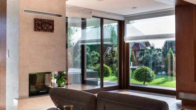Sokółka Elite 92 okna drewniane w luksusowej willi
