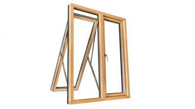 Sokółka Euro okna drewniane
