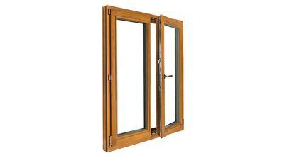 Sokółka Thermo 80 okno drewniane