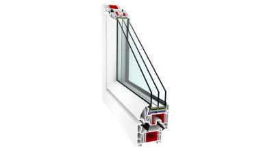 Okno energooszczędne Sonarol Perfectherm, białe
