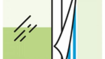 Sposób aplikacji kleju hybrydowego illbruck SP025 podczas wyklejania folii okiennych