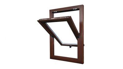 Stollar drewniane okno obrotowe Unitas
