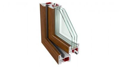 Okno PVC Stollar Energo 82