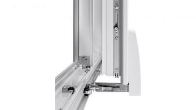 Stollar Energo PSK - tarasowe drzwi uchylno-przesuwne z PVC