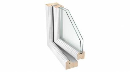 Okna otwierane na zewnątrz System Casement