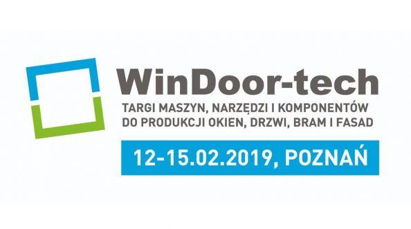 Targi WinDoor-tech lustrzanym odbiciem branży Rozmowa z Mateuszem Szymczakiem dyrektorem targów WinDoor-tech