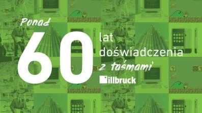 illbruck - 60 lat doświadczenia w rozwoju technologii taśm rozprężnych