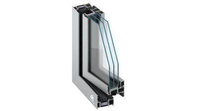 Team Plast MB-79N okno aluminiowe