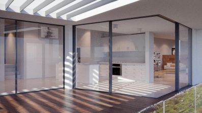 Team-Plast - panoramiczne okna i drzwi przesuwne Yawal MoreView