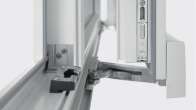 Termo Profil Duoport SK Z drzwi uchylno-przesuwne z PCV