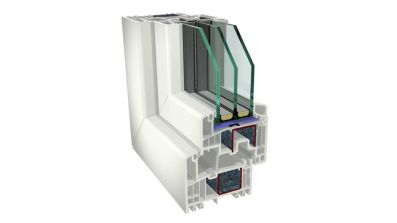 Termo Profil Effect S9000 STV okno PCV