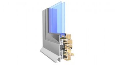 Termo Profil Imperial okno aluminiowe