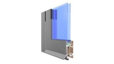 Termo Profil Intruder okno aluminiowe