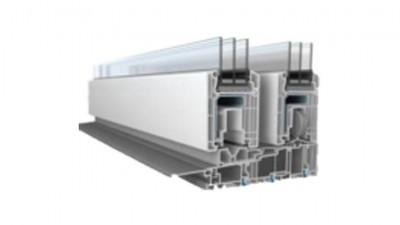 Thermofasada HST Veka Slide 82 tarasowe drzwi przesuwne PCV