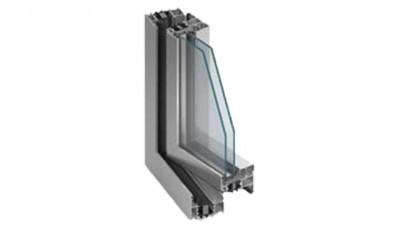 Thermofasada System MB-70 HI okno aluminiowe