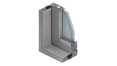 Thermofasada System MB-77 HS tarasowe drzwi przesuwne aluminiowe