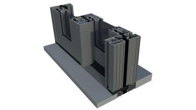 Tur-Plast Aliplast UltraGlide aluminiowe tarasowe drzwi przesuwne HST