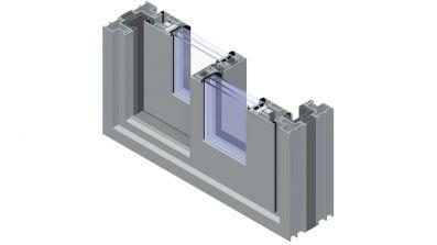 Tur-Plast Aliplast VisoGlide Plus aluminiowe tarasowe drzwi przesuwne HST