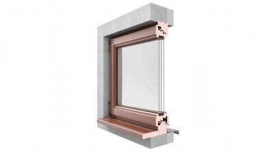 Okno drewniane Urzędowski Galux Softline