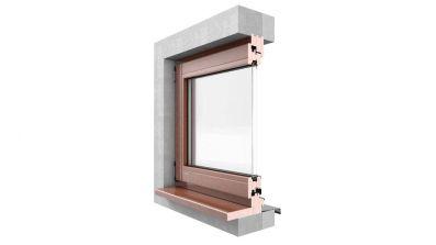 Okno drewniane Urzędowski Lexo Modern