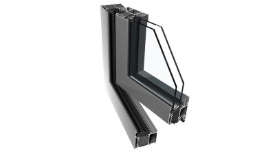 Variant PE 68 HI okno aluminiowe