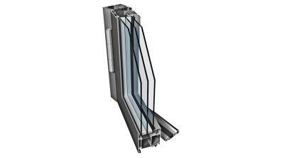 Variant PE 78N drzwi aluminiowe