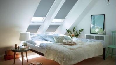 Okna dachowe drewniano-poliuretanowe Velux