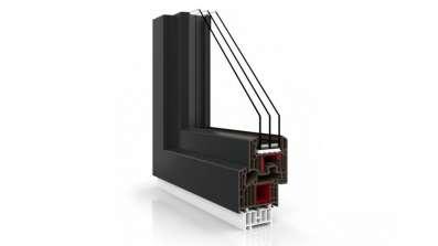 Okno Vetrex V82 Black Design