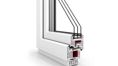 Okna PCV VETREX V82