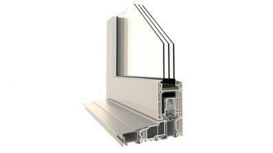 Vidok V-Slide HST - tarasowe unoszono-przesuwne drzwi plastikowe