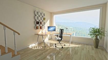 Jak dbać o okna? Malowanie ram okiennych