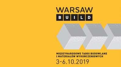 Targi Warsaw Build - 3-6.10.2019