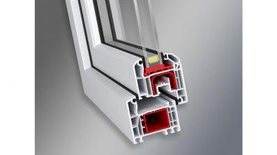 Wegiel Ideal 4000 okno PCV