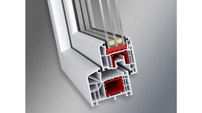 Wegiel Ideal 4000 Plus okno PCV