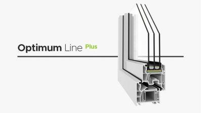 Wikęd Optimum Line Plus okno PCV