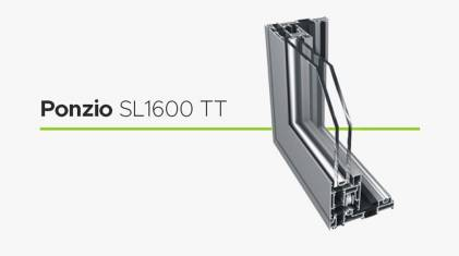 Ponzio SL1600 TT