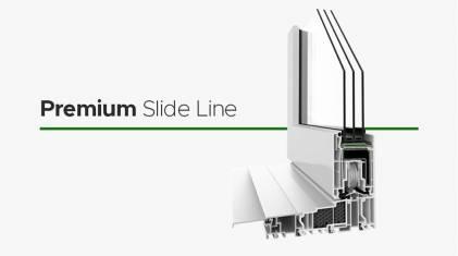 Premium Slide Line