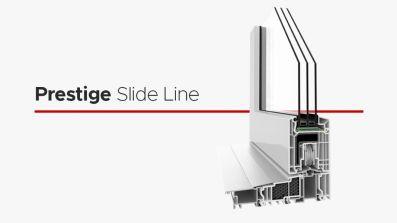 Wikęd Prestige Slide Line tarasowe drzwi przesuwne HST z PCV