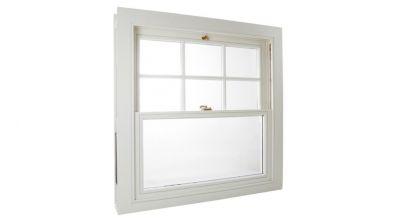 Windows 2000 Angielskie Sash okno drewniane