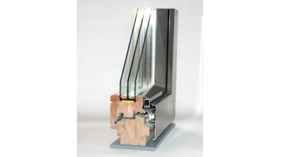 Windows 2000 Clima-Alu Line okno drewniano-aluminiowe