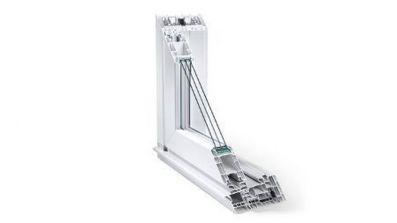 Windows 2000 Geneo HST tarasowe drzwi przesuwne z PCV