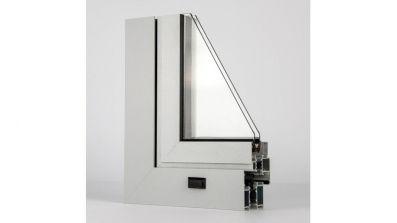 Windows 2000 Aliplast Imperial IP okno aluminiowe